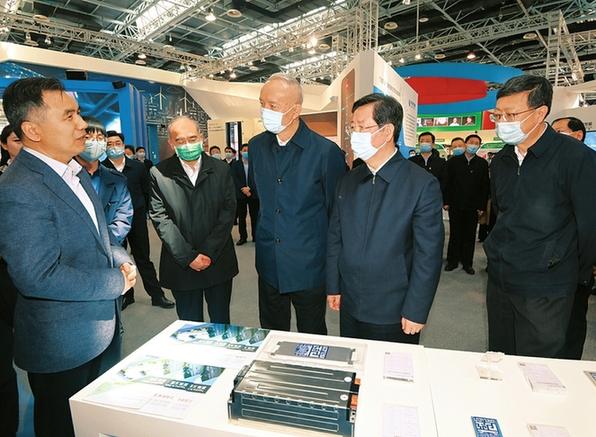 山西省黨政代表團在北京學習考察 簽署全面戰略合作框架協議