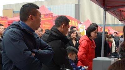 一季度河南省農民工就業形勢向好