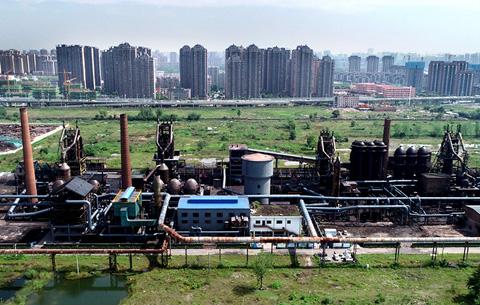 合肥:保護工業遺産 留住城市記憶