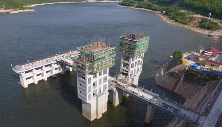 黑龍江荒溝抽水蓄能電站1號機組進入調試階段
