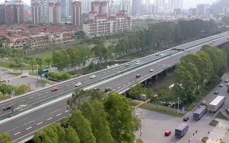 京港澳高速:縱貫南北的宏闊交響