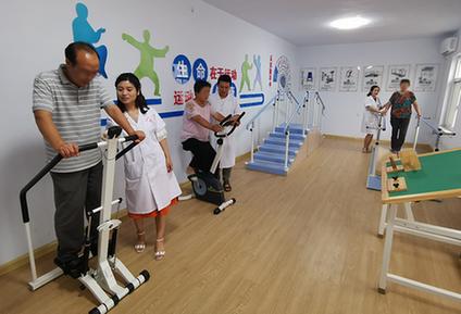 【短視頻】侯志偉:努力為人民群眾提供全方位、全周期健康服務