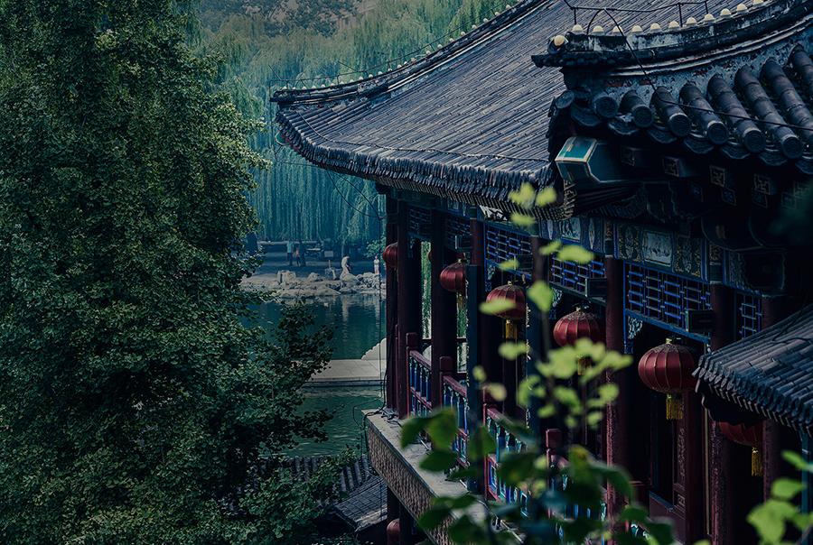"""""""紅樓尋文化 大觀攬勝景""""——感受北京大觀園古典園林建築之美"""