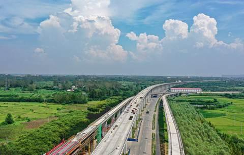 皖蘇跨省城際鐵路建設迎來新進展