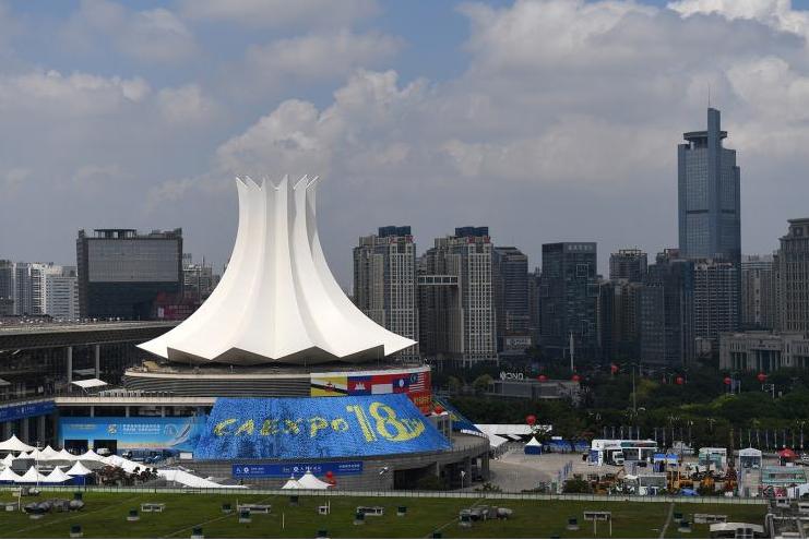 東盟博覽會18年看變化