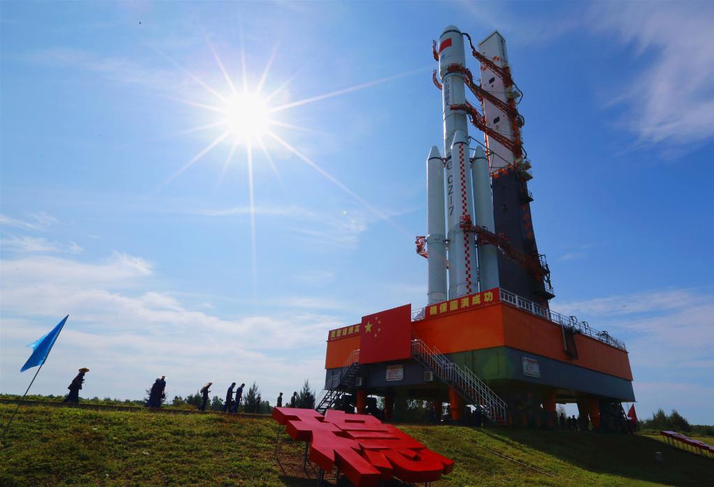 天舟三號貨運飛船近日擇機發射