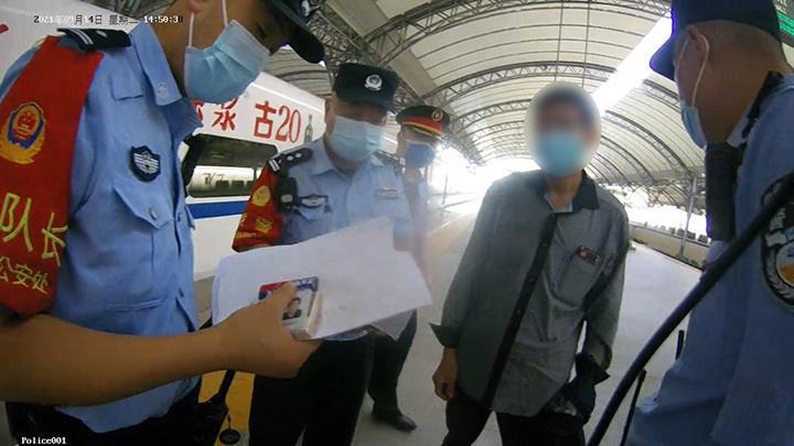 旅客動車上吸煙致火車制動減速被行拘5日