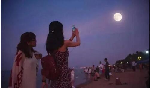 中秋當晚大部分地區適宜賞月