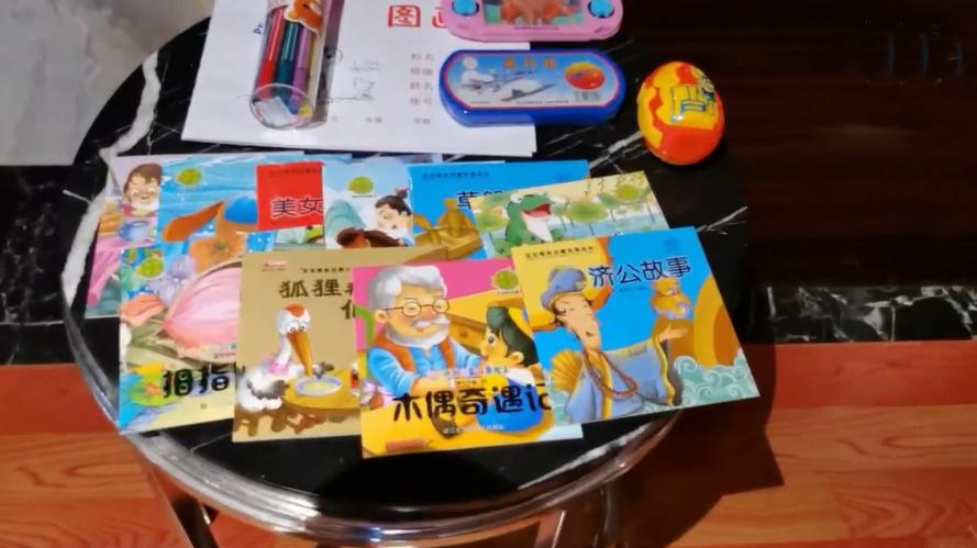 新華網連線 孩子們需要的,盡量安排!