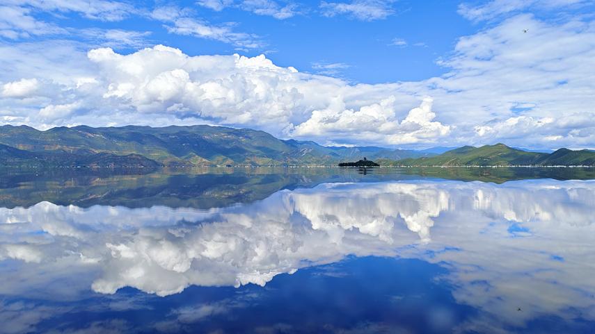 醉美瀘沽湖