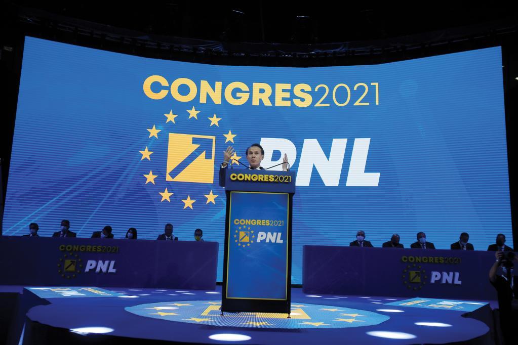羅馬尼亞總理克楚當選國家自由黨主席