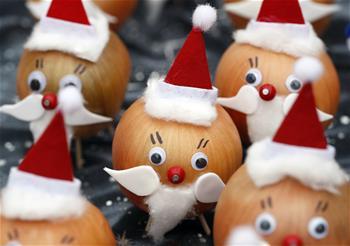 瑞士伯爾尼舉辦一年一度洋蔥節