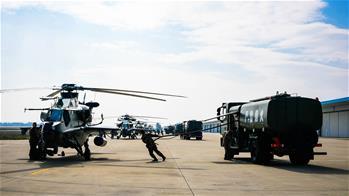 進擊!飛起來的中國陸軍