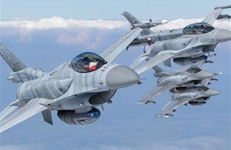 洛馬稱世界仍存400架F-16市場 可用F-35技術升級F-16