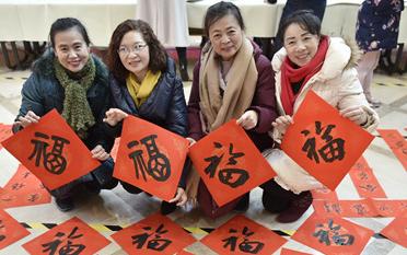 六成受訪者認可群發祝福也是表達心意