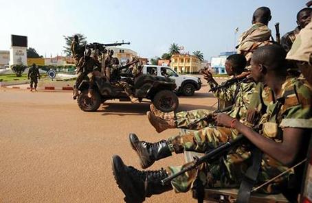 中非共和國中東部武裝衝突致數十人死亡