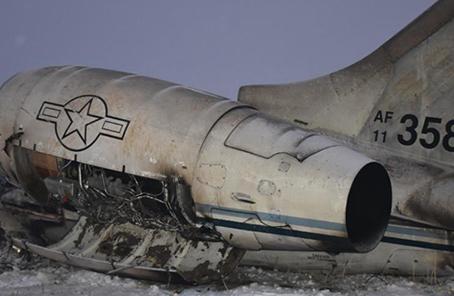 美國軍機在阿富汗墜毀:發現2名軍人遺體和黑匣子