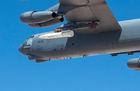 美國今年計劃進行四次高超音速武器原型測試