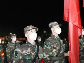 """火箭軍為抗擊新冠肺炎疫情加裝心理""""防火墻"""""""