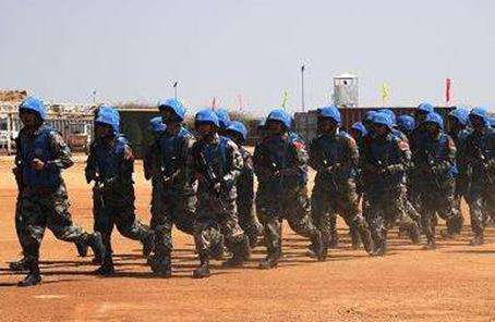 安理會決定成立聯合國蘇丹援助團接替駐達爾富爾維和部隊