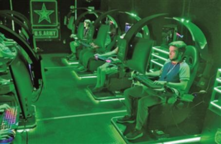 美軍借助遊戲電競徵兵