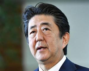 安倍累到吐血?日本政府:沒有的事
