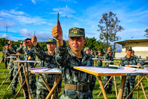 考場如戰場!一起來看軍事指揮員如何當好戰鬥員