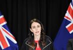 """新西蘭總理説聚集性感染""""或加劇"""""""