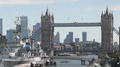 英國失業率攀升 找工作難度加大