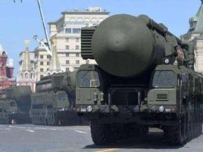 俄表示願與美共同承擔凍結核彈頭數量義務