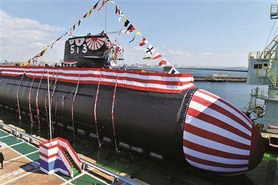 日本水下力量建設新動向值得警惕