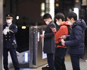 日本多管齊下防疫情假期蔓延