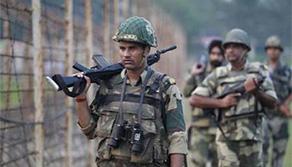5名印度安全人員在與反政府武裝交火中身亡