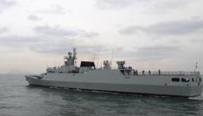 北部戰區海軍某大隊著力縮短戰鬥力恢復周期——整修結束即赴海上演練場