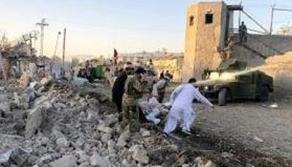 阿富汗南部路邊炸彈襲擊致9人死亡