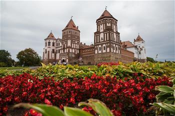 白俄羅斯米爾城堡