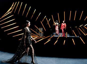 中國國際時裝周在京落幕