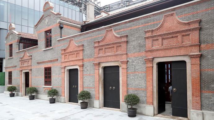 上海:中共中央秘書處機關舊址對外開放