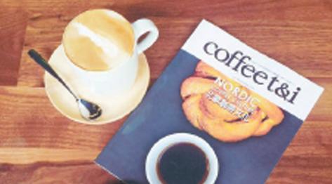 書店裏咖啡香