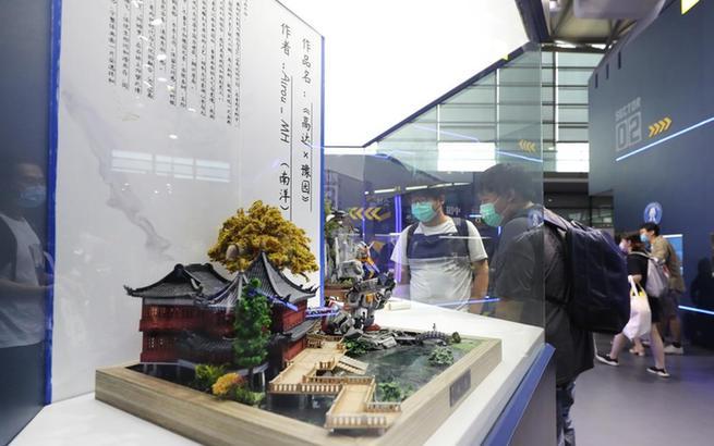 中國國際數碼互動娛樂展覽會在上海舉行