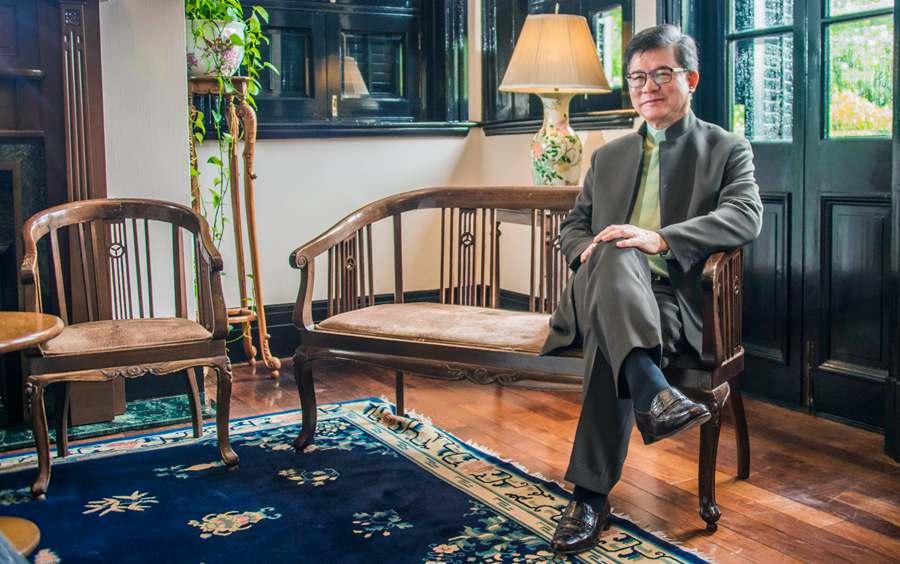 瑞安集团主席罗康瑞:我与上海改革开放的四十年