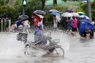 黑龍江省氣象局啟動重大氣象災害(暴雨)Ⅳ級應急響應