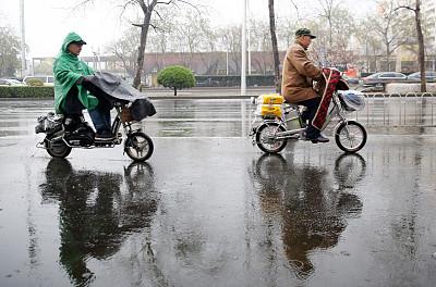 哈爾濱市將再次出現明顯降雨