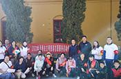 今年昆明首場文明旅遊志願服務活動開展