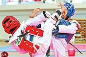雲南省中小學生跆拳道錦標賽總決賽舉行