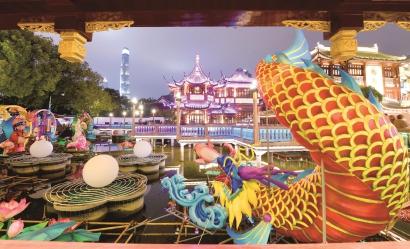 """豫園如何為上海本土文化産業""""帶貨"""""""