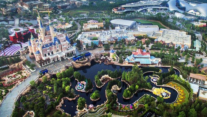 """上海迪士尼將推遲2020年度春季的""""奇跑""""賽事報名"""