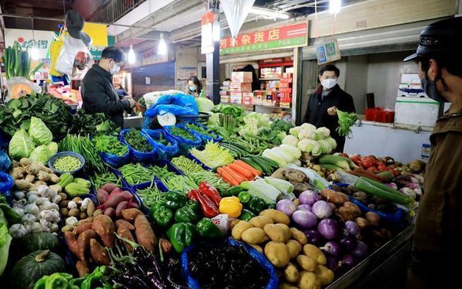 上海:保證菜籃子 打贏防疫戰