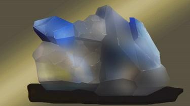 藍晶石是水晶嗎?