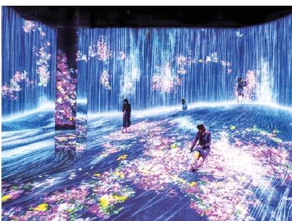 """藝術展回暖 有一種消費升級在""""美學體驗""""中完成"""
